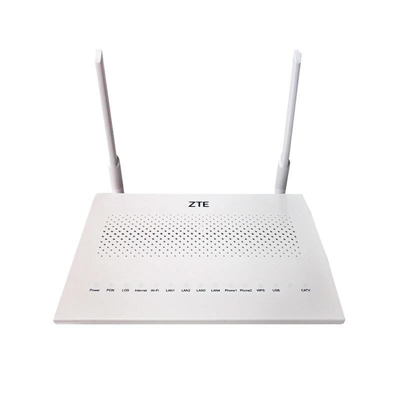 4 Port Onu ZXHN F668 V5.2 GPON ONU ONT And Wifi
