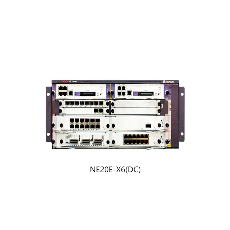 Network Switch NE20E-X6 High-End Business Switch