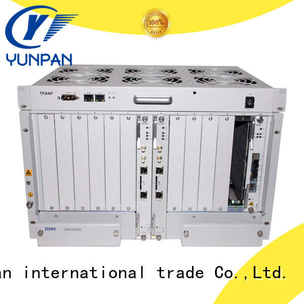 YUNPAN gpon olt specifications for home