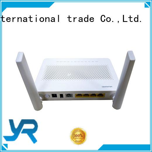 YUNPAN single 4 port onu manufacturer for home