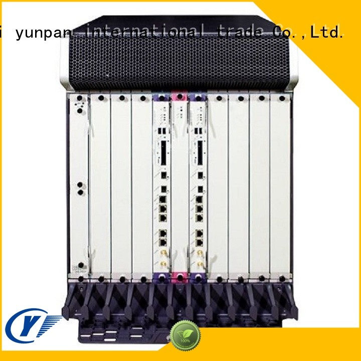 YUNPAN professional optical transmission supplier for company