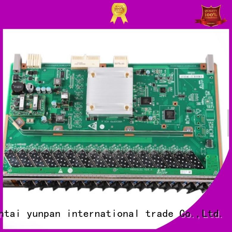 optical interface board size for network YUNPAN