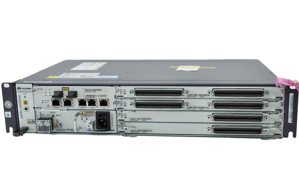 Digital Subscriber Line Access Multiplexer IP DSLAM VDSL2+/ADSL2+ SmartAx MA5616 with AC power