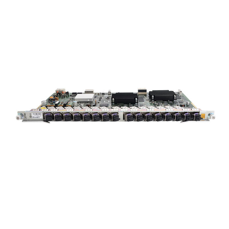 GTGH GE high speed GPON card,16-pon GTGH board for OLT C300/C320OLT series