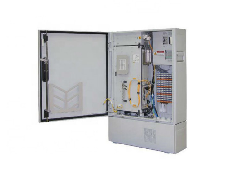 DSLAM Outdoor Telecom Network Cabinet F01S50 for SmartAX OLT and ONU