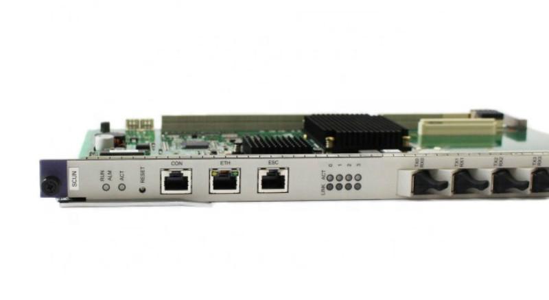 H801SCUN super control unit board for MA5608T MA5683T MA5603T