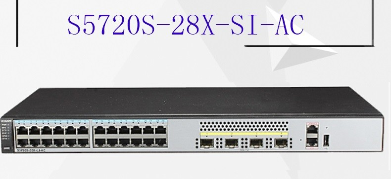 S5720S-28X-SI-AC Switch