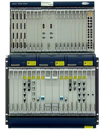 OptiX OSN 3500 SSN4GSCC system control and communication board-- OSN3500