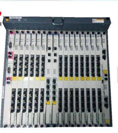 SmartAX MA5680T GPBD/GPFD 8/16 ports gpon olt equipment