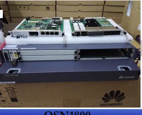 WDM equipment OSN1800