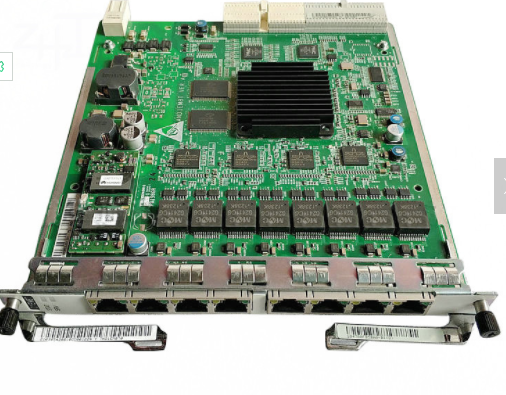 D1EM8T ANDD00EM8T00 03054280 8-channel GE/FE electrical interface board