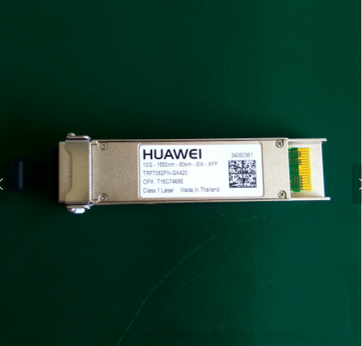 3406036110G-1550nm-80km-SM-XFP Optical module