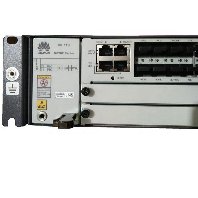 NetEngine NE20E-M2K With 2 DC Power CR5B2PWRDC00 PSUF-DC Same For NE40E M2K S8 S4