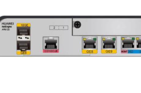 NetEngine AR6120----Huawei NetEngine AR6000 Series Enterprise Routers