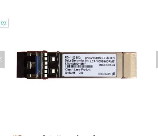 RDH 102 65/2 CPRI&10GBASE-LR Lite SFP+