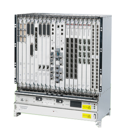LUCENT 7302 ISAM Cabinet