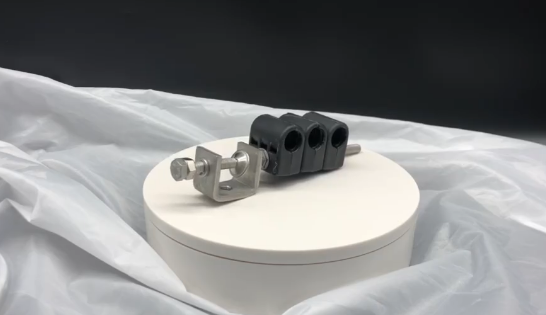 Brand-new 1/2 Feeder cable clamp coaxial feeder cable clamp