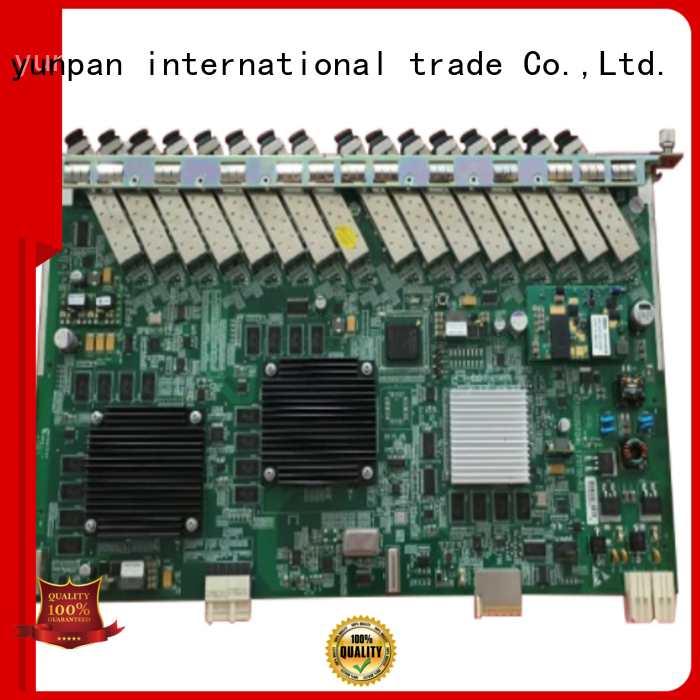 YUNPAN interface board definition size for roofing