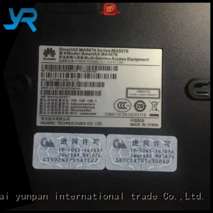 YUNPAN top rated gpon optical network unit supplier for company