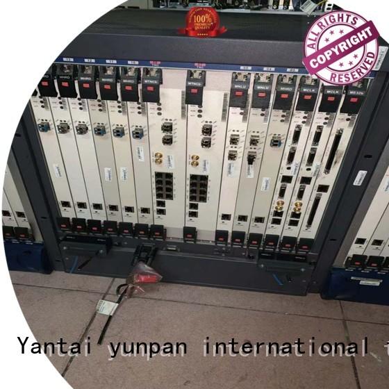 YUNPAN station control unit details for communication