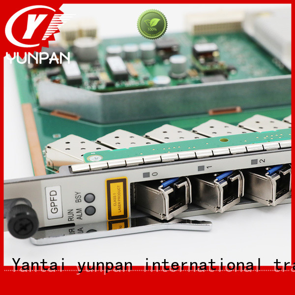 YUNPAN affordable voip board for network