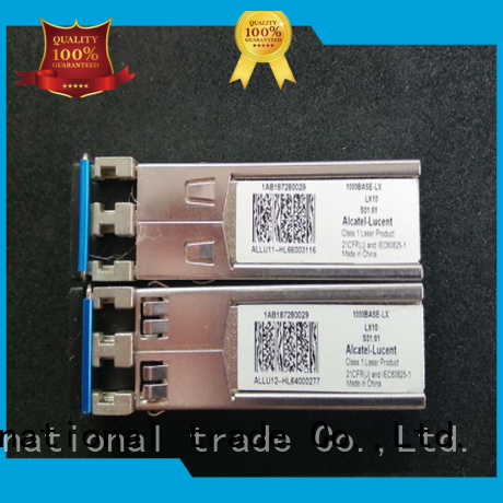 YUNPAN sfp module supplier images for network
