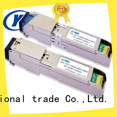 what is sfp module specification supply for home