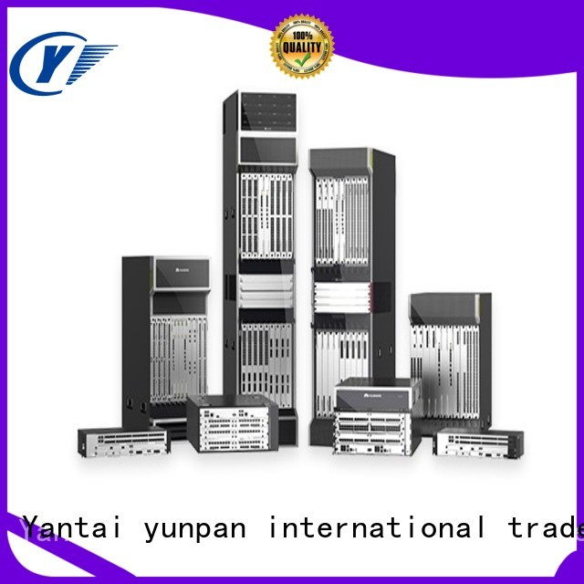 YUNPAN cheap gpon olt factory for network